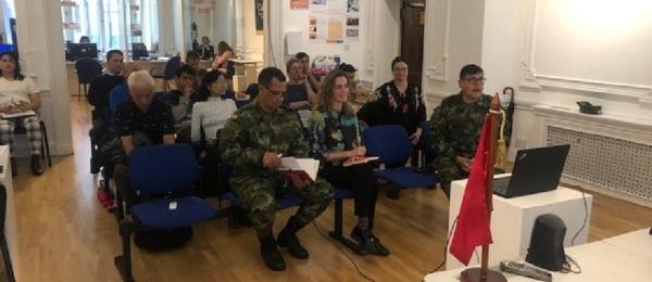El Consulado de Colombia en Londres realizó la segunda jornada informativa sobre situación y libreta militar