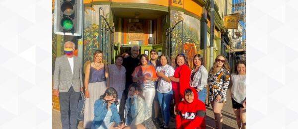 """El Consulado en Londres participó en integración de connacionales residentes en Birmingham y sus alrededores """"Color, Sabor y Ritmo Colombiano"""" realizada en Worcester"""