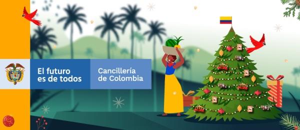 El Consulado de Colombia en Londres invita a los connacionales a participar de las actividades organizadas para el 7 de diciembre de 2019